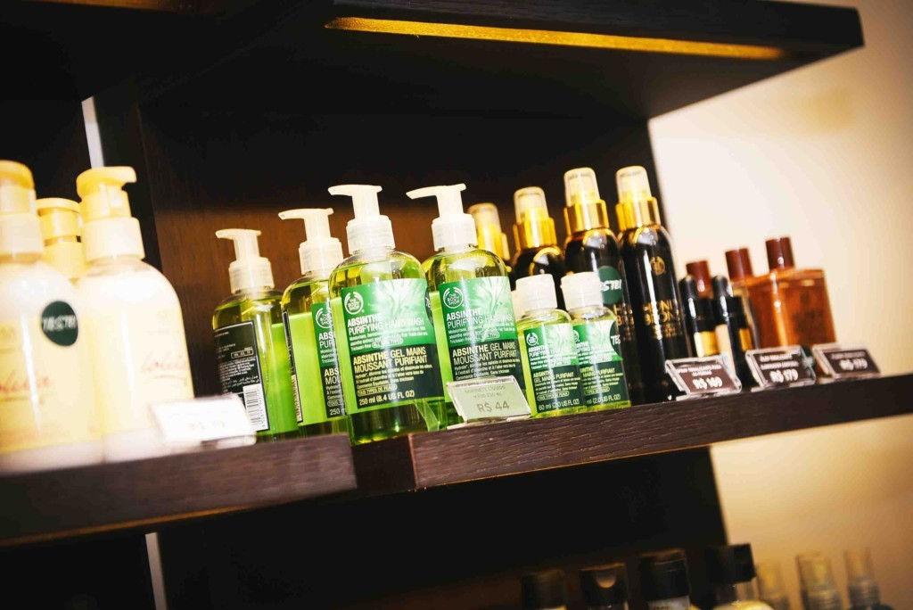 The Body Shop Shopping Jardim Pamplona