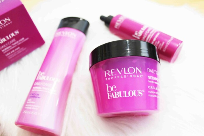 Resenha Revlon Be Fabulous Cream System Daily Care