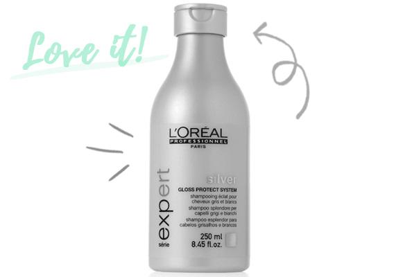 Resenha: Silver da L'Oréal -Shampoo Desamarelador Para Cabelos Loiros