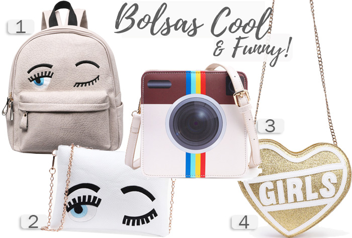 comprar bolsas online funny and cool bags