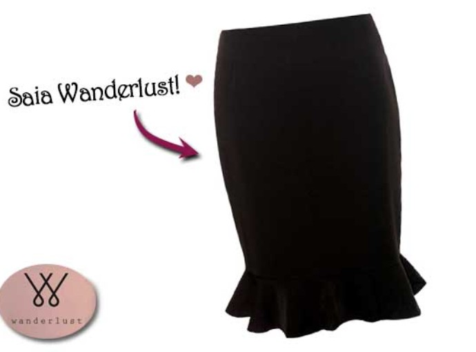 Get The Look Saia Nicole da marca Wanderlust