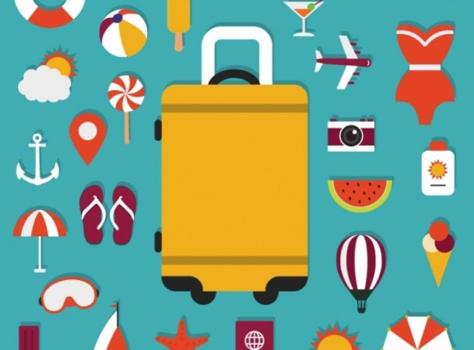 Como Organizar Mala de Viagem de Ferias de Verao