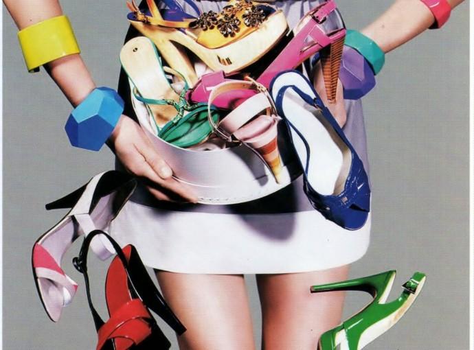dicas cuidar limpar e conservar sapatos femininos
