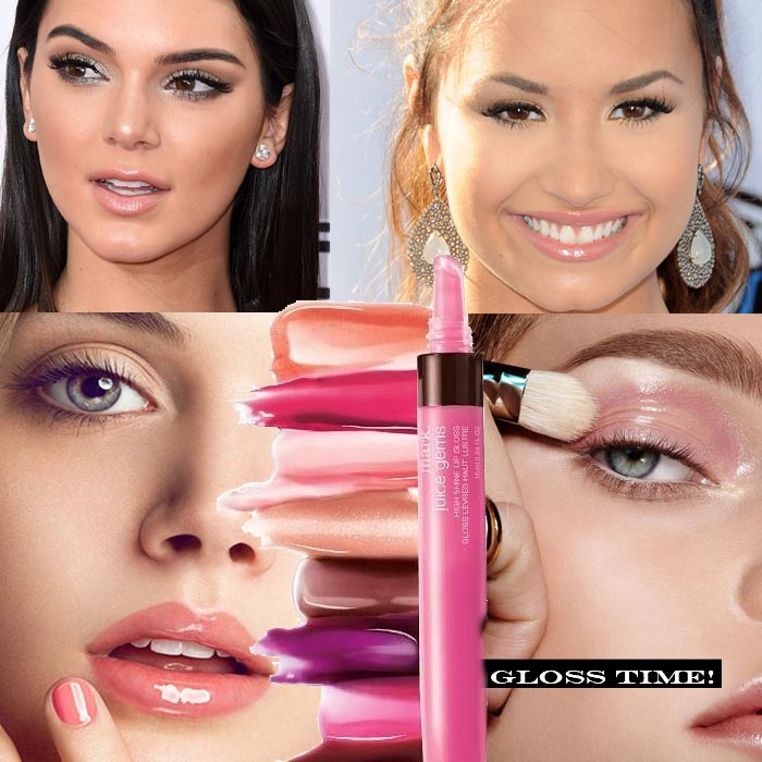 Como Usar Gloss nos Labios