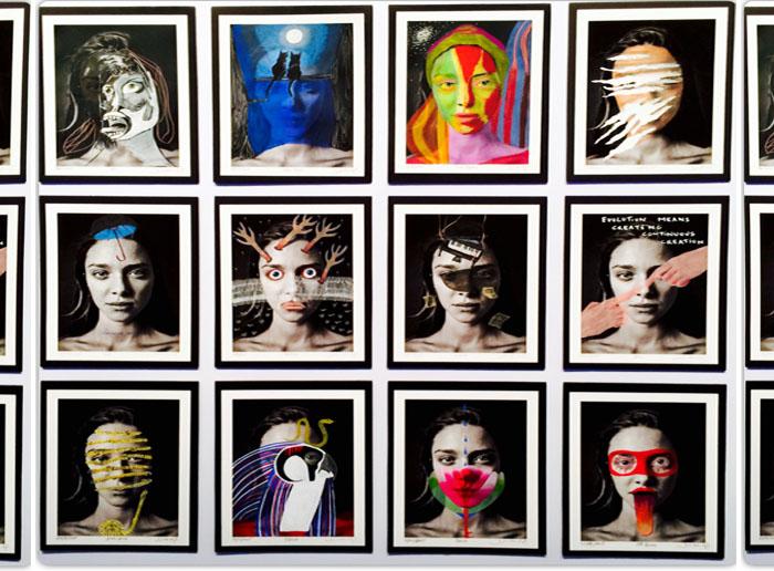 Exposicao 365 SPFW Nathalie Edenburg