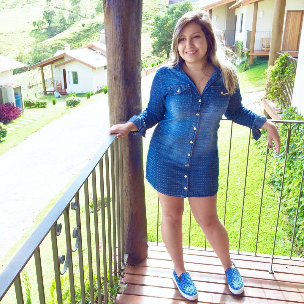 Look do Dia Blogueira de Moda 2016 Maina Belli