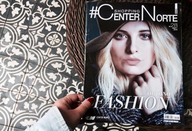 Revista Shopping Center Norte Blog