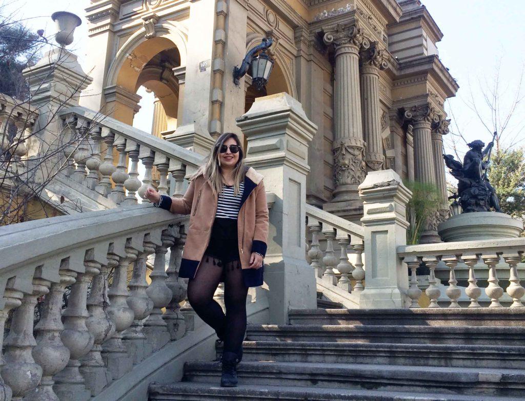 Look Viagem Chile - Blog de Moda