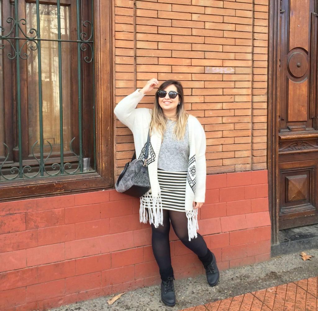 Looks Viagem Chile no Inverno