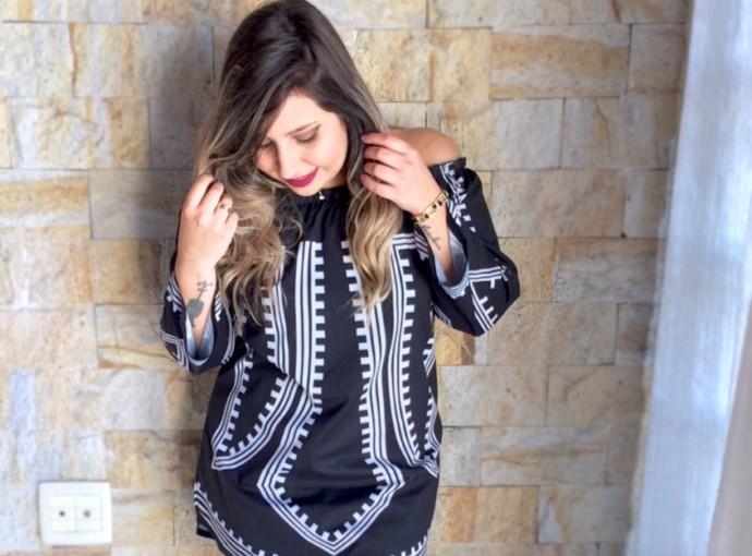 Blogueira de Moda e Beleza