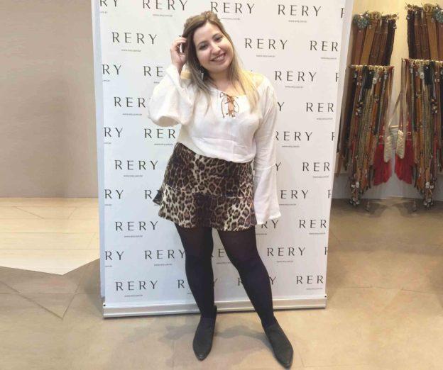 Evento Lancamento Colecao Mariana Ribeiro para Rery Moda Feminina