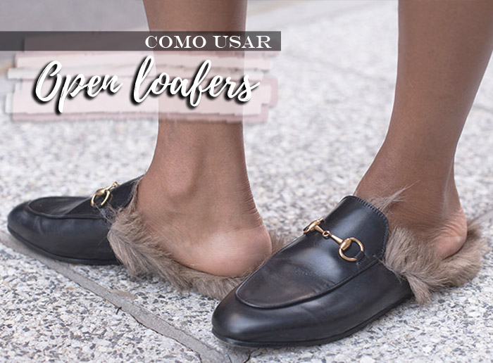 194900699 Fluffy Open Loafer - o sapato Gucci queridinho das fashionistas