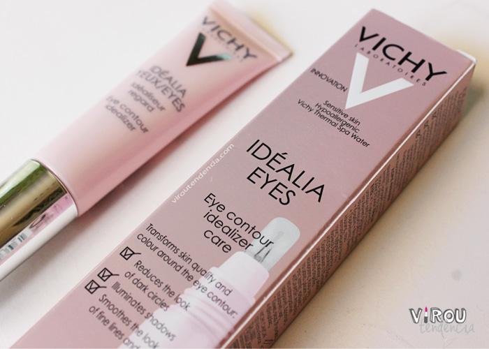 Resenha Idealia Eye Contour Idealizer Vichy
