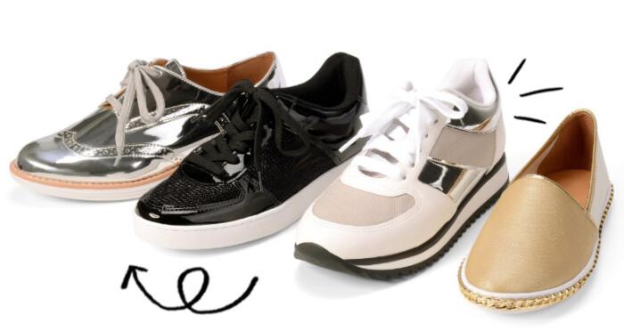 Coleção de Verão 2017 da Vizzano - Tendências em Sapatos Femininos
