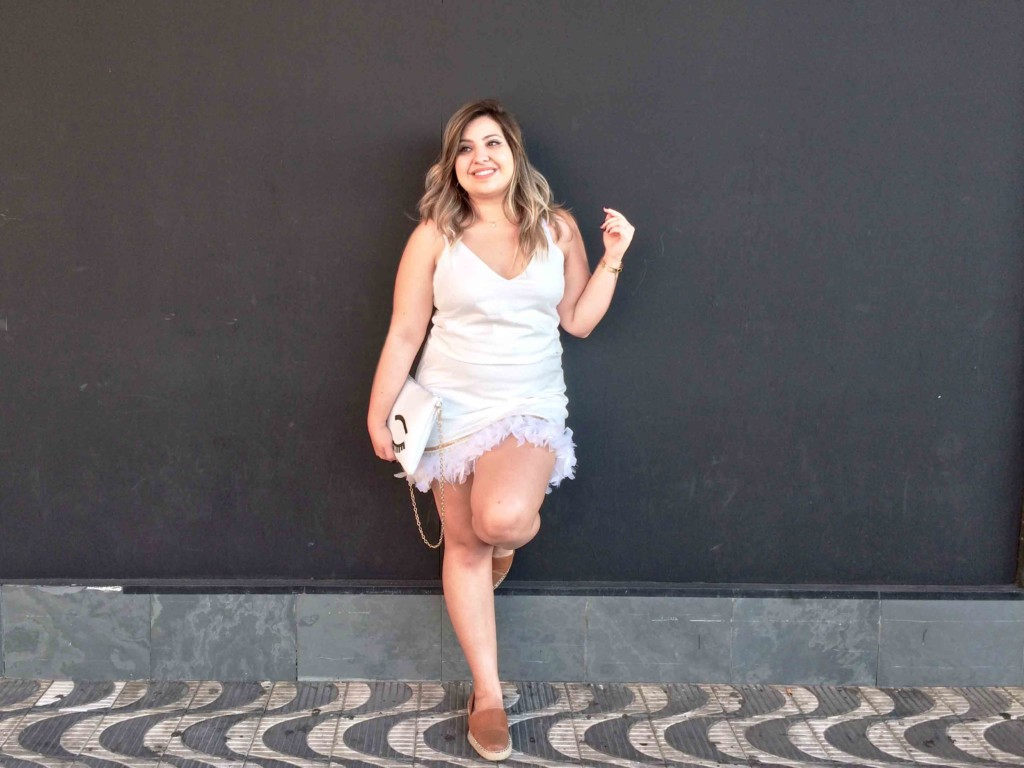 Look do Dia Blog Como Usar Vestido Branco