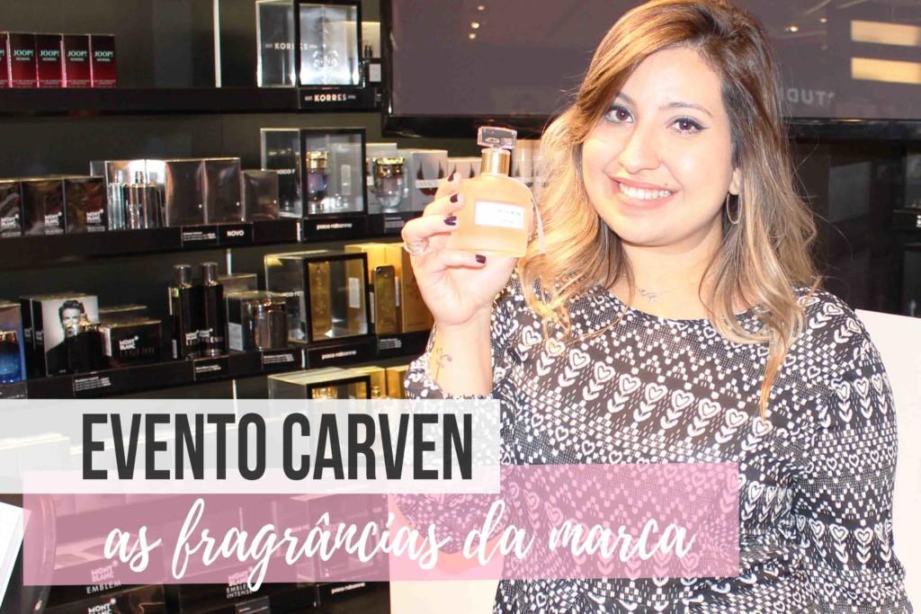 Evento Perfumes da Carven