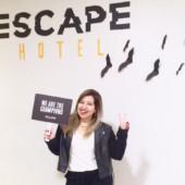 Escape Hotel Cena do Crime - Jogos de Fuga