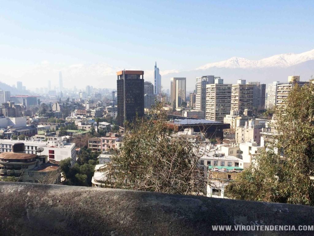 Pontos Turísticos Santiago - Dicas de Viagem Chile Blog
