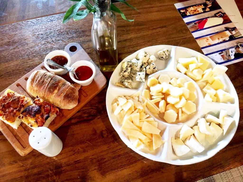 Queijos Faixa Azul Restaurante Italy