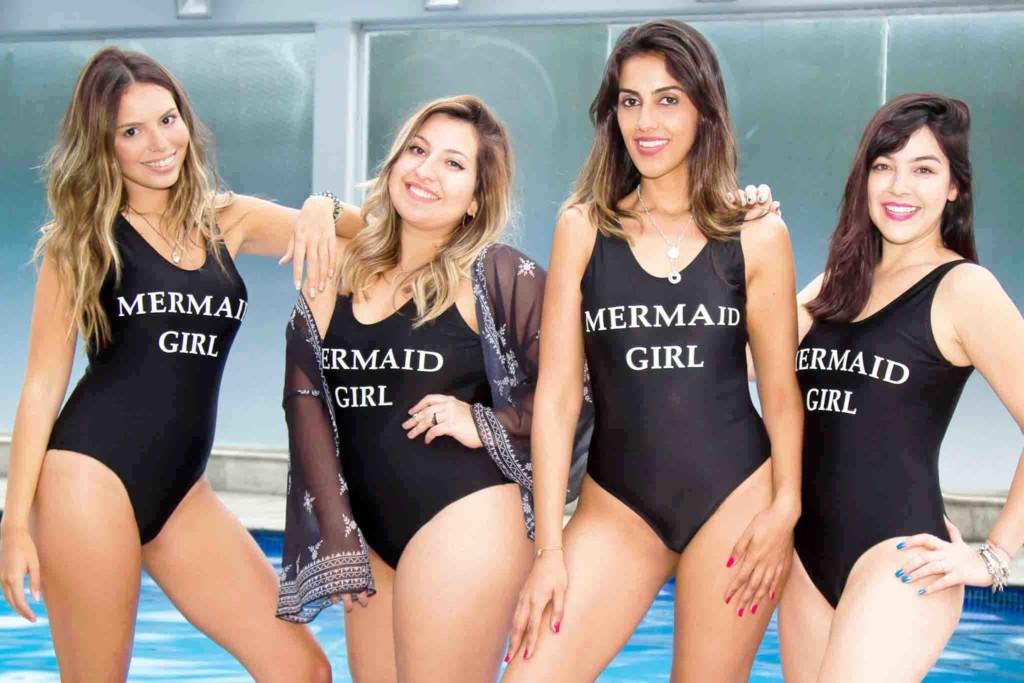 Maiô Mermaid Girl