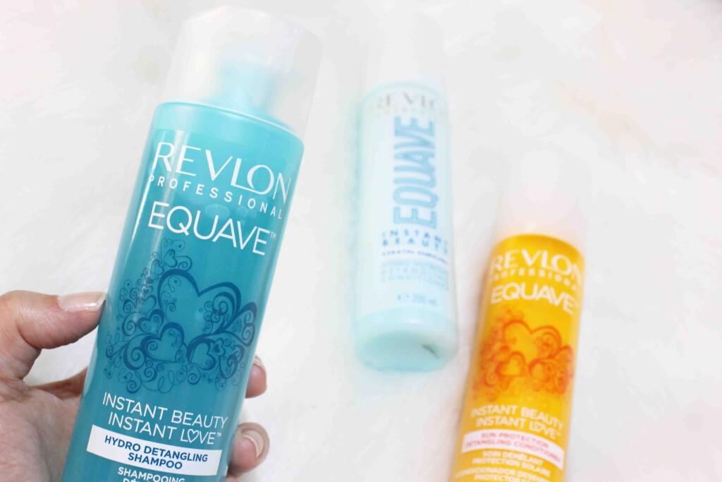 Shampoo Revlon Equave Resenha