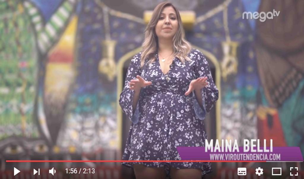 Maina Belli Moda e Beleza Mega Tv