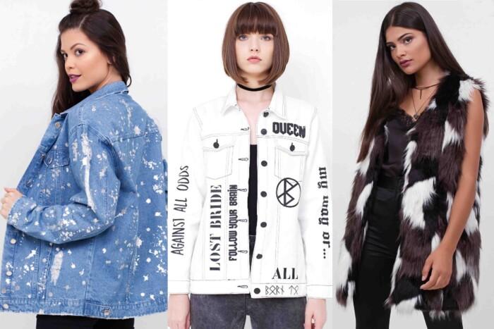 bf5b296cb Coleção Renner Inverno 2017 - tendências em roupas