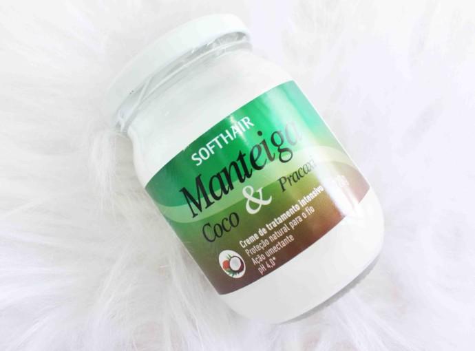 Resenha Soft Hair Manteiga de Coco e Pracaxi