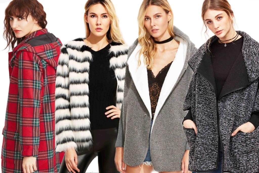 Comprar Casaco Feminino Barato - Dicas de looks de moda para o Inverno