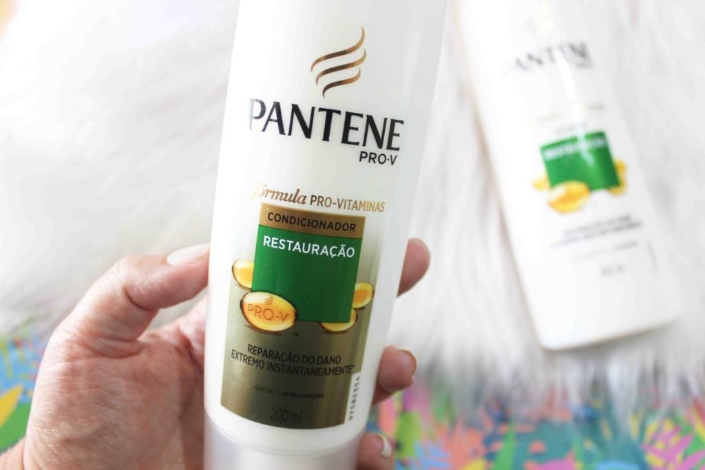 Condicionador Pantene Restauração Pro Vitaminas