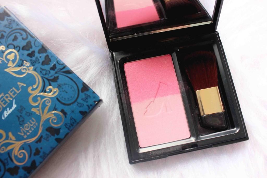 Resenha View Cosmeticos Cinderela Blush