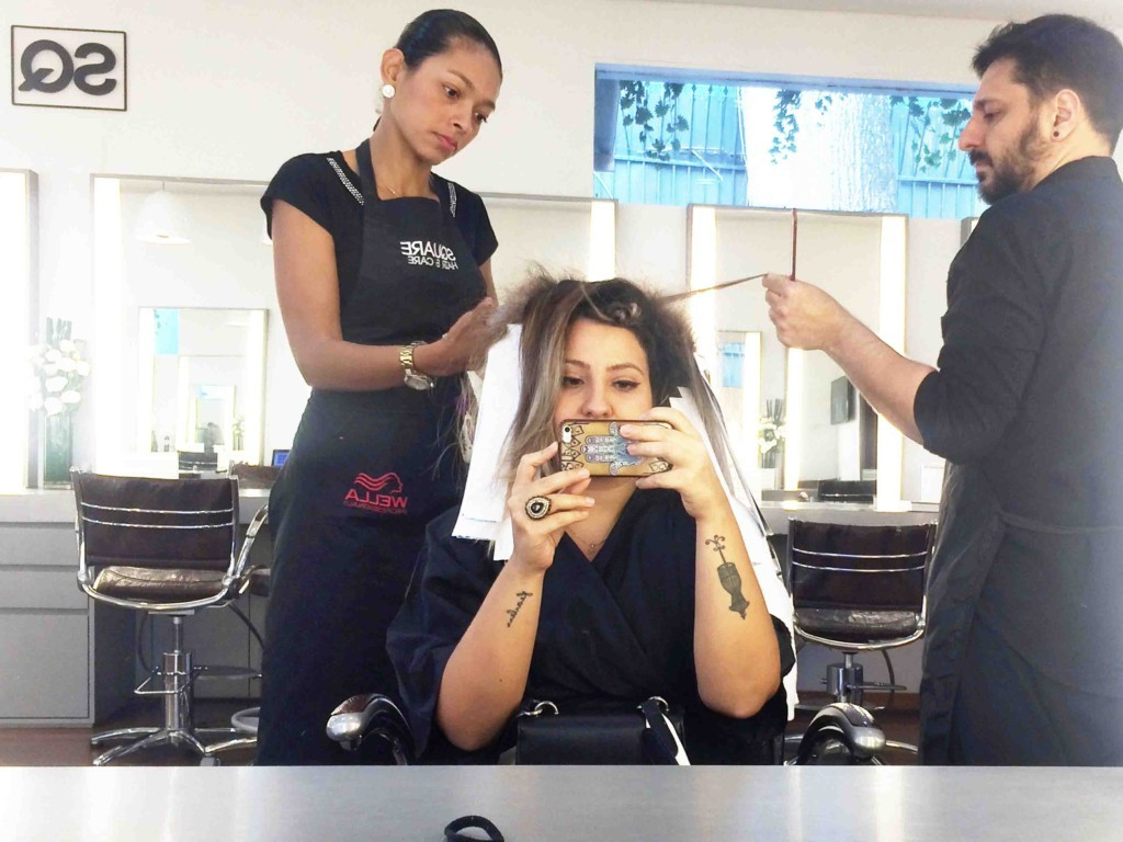 Salao Square Hair and Care Rua Colombia