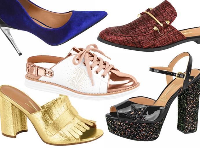 Coleção Vizzano Inverno 2017 Sapatos Femininos