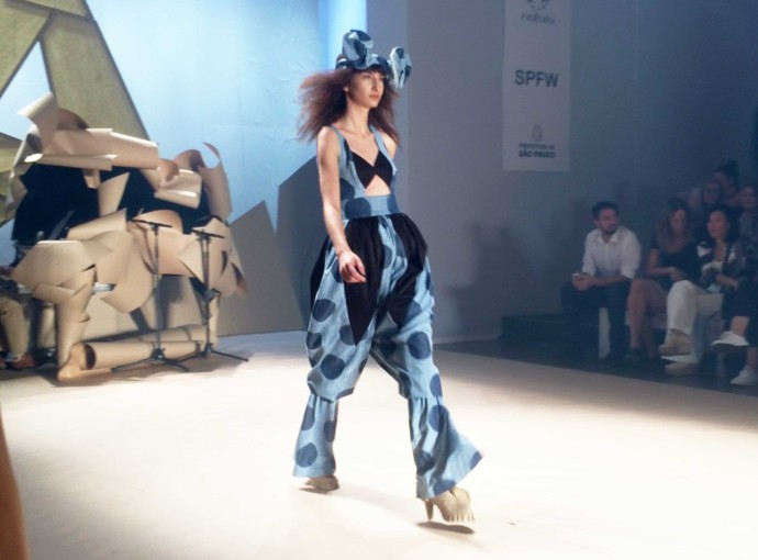 Tecidos Jeans SPFW Vicunha Textil