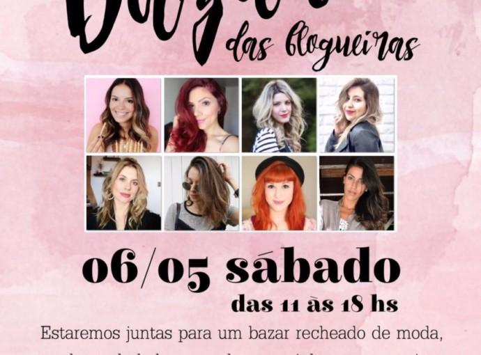 Bazar Blogueiras São Paulo SP