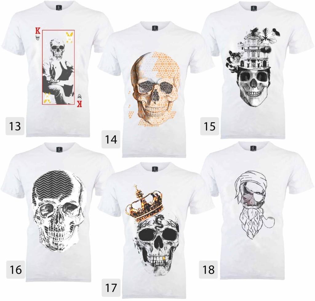 Black Friday 2017 Camisetas Masculinas - Camiseta Caveira Mexicana, Camiseta Caveira Rocker