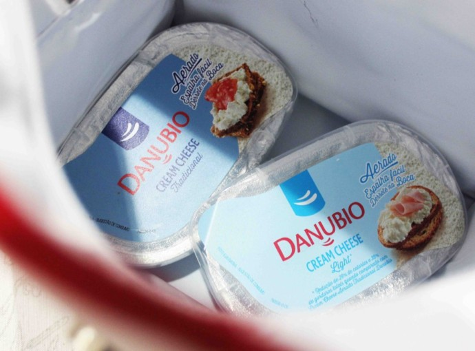 Cream Cheese Aerado Danubio