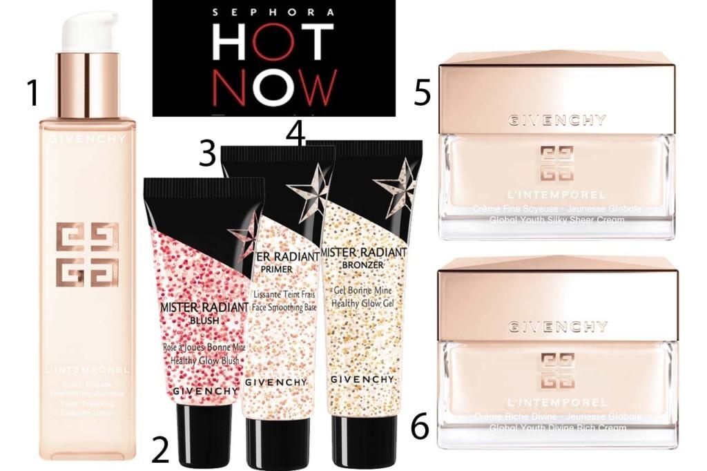 Lançamentos Sephora Hot Now 2017 Abril e Maio
