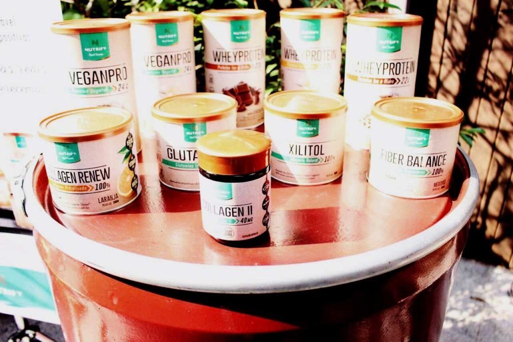 Lançamento Produtos Nutrify - Alimentos Funcionais