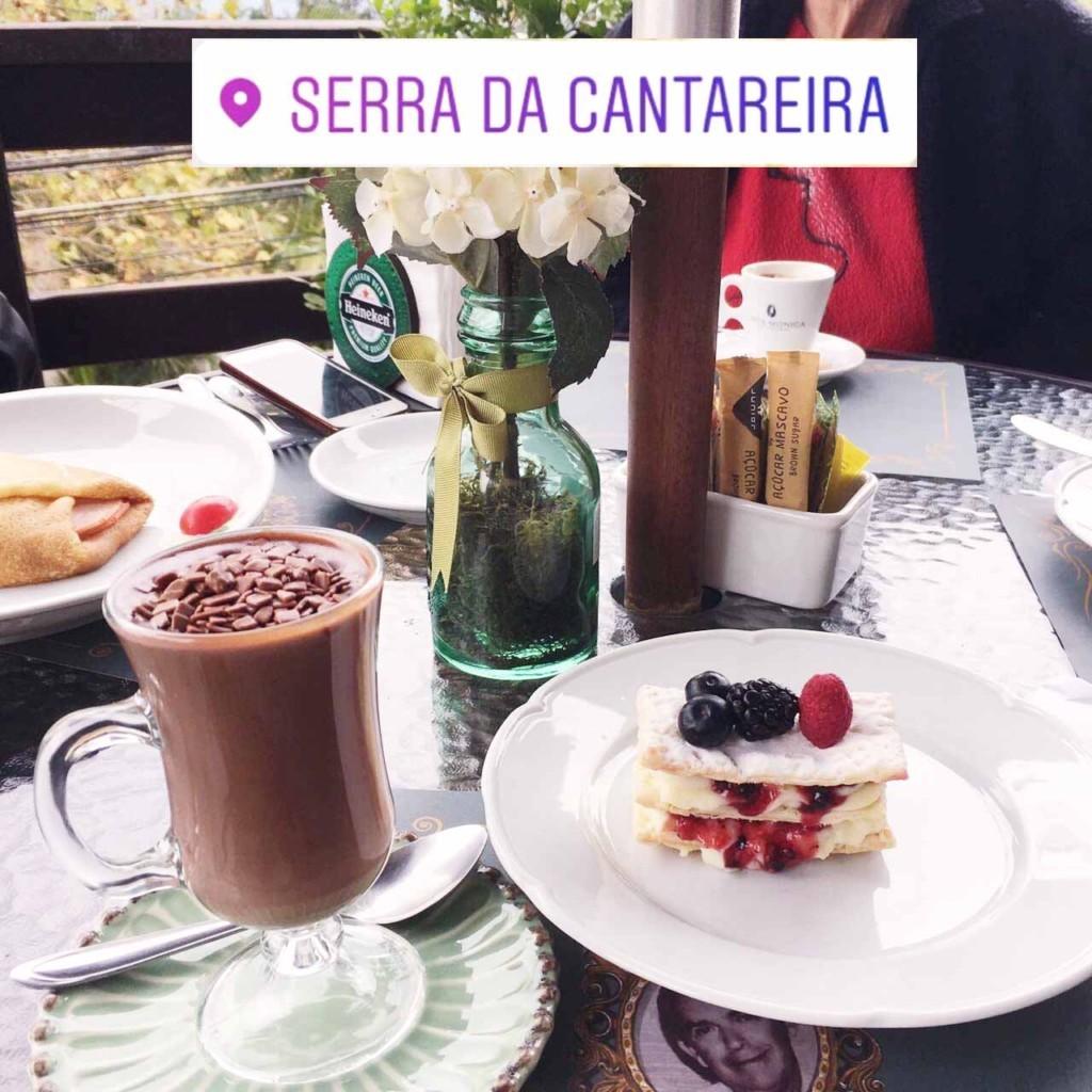 Restaurante Serra da Cantareira Cardápio Jacques Café Preços