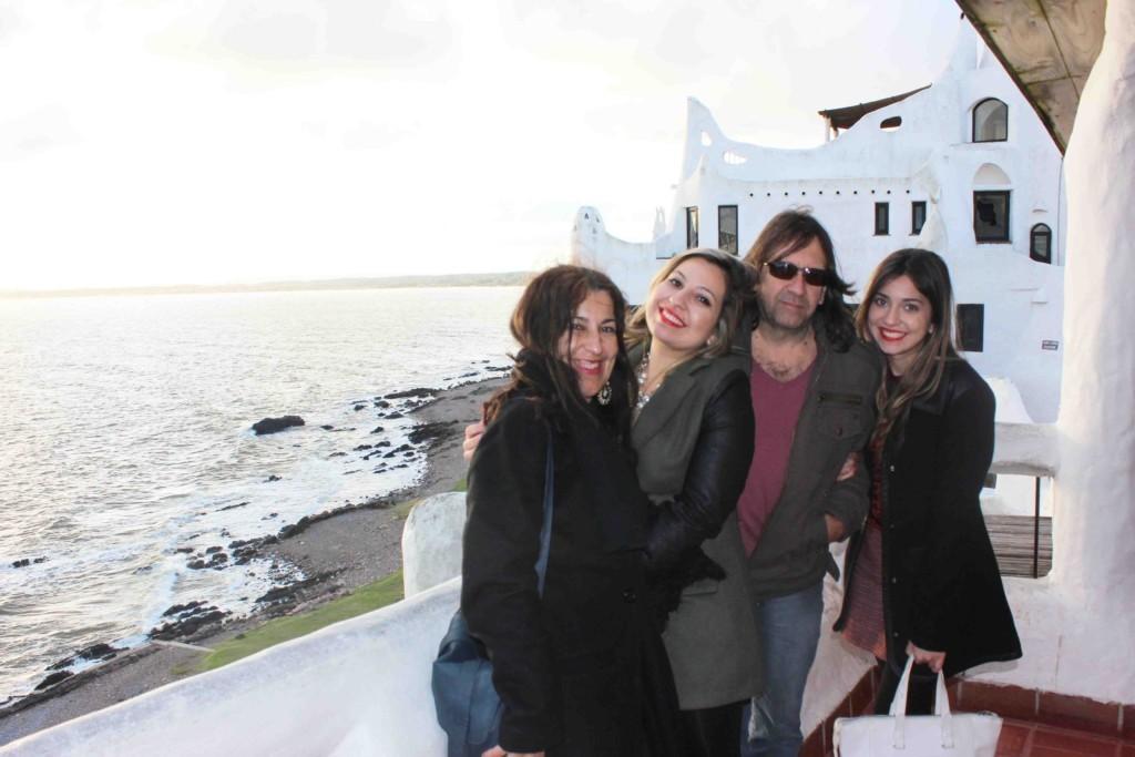 Pontos Turisticos Uruguai - Blog Viagem Casapueblo Uruguai