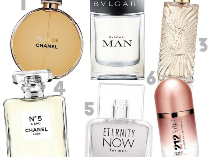 Comprar Perfumes Femininos e Masculinos