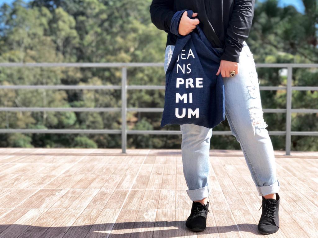 Vicunha Jeans Premium Cantão 50 Anos - Parceria Jeans Cantão e Vicunha