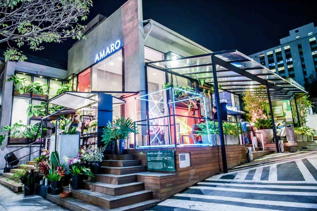 Evento Guide Shop AMARO Oscar Freire - Loja Amaro