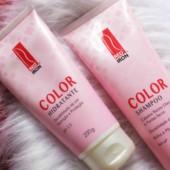 Resenha Red Iron Color Cabelos Coloridos - Shampoo Condicionador Hidratante