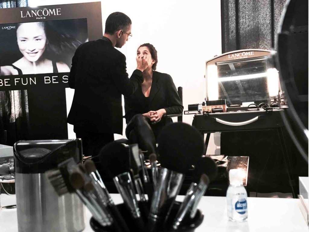 Workshop Lancome Regis Sodre