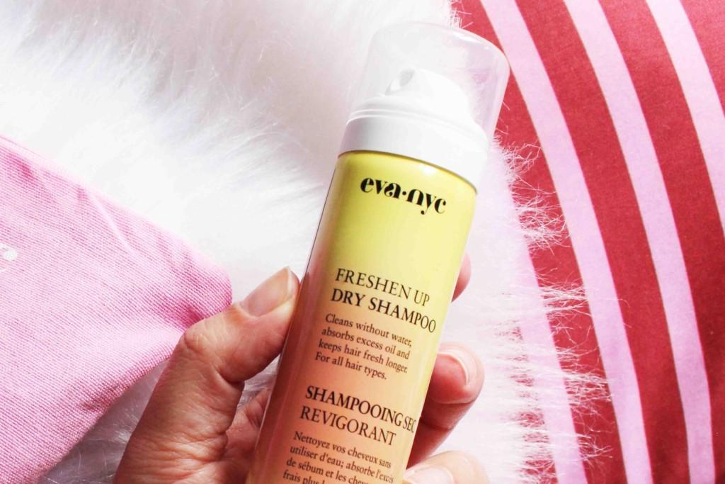 Resenha EVA NYC Freshen Up Dry Shampoo - Shampoo a Seco EVA NYC