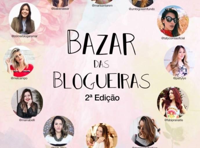 Bazar das Blogueiras São Paulo