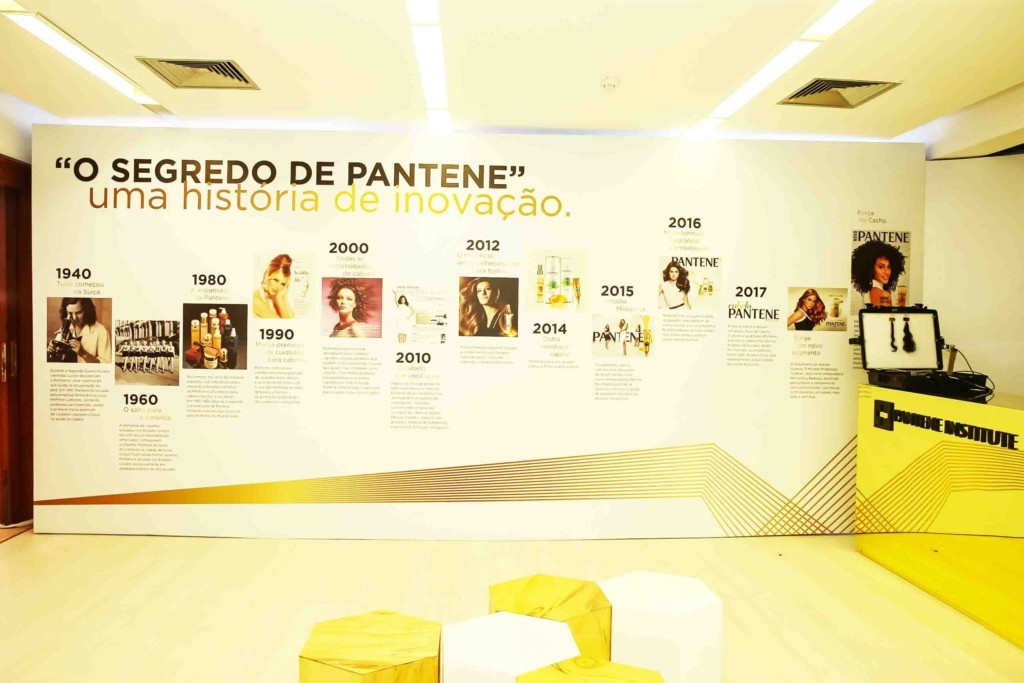 Evento Casa Pantene Como Conhecer - Avenida Paulista