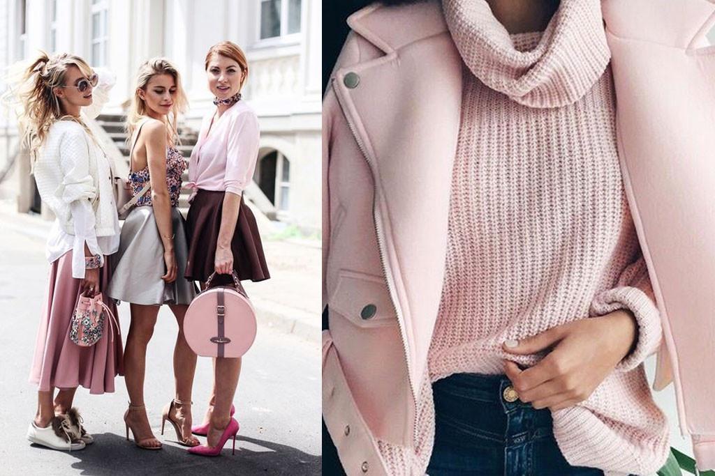 Looks Rosa Millennial Como Usar Looks Rosa - Tendencias de Cores